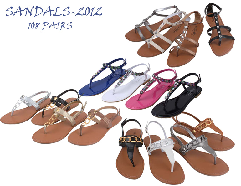 Wholesale Shoes womens sandals 003