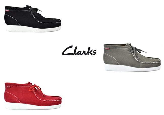 Wholesale Shoes - clarks-mens-wallabee-padmore - Authenticity guaranteed or your money back.