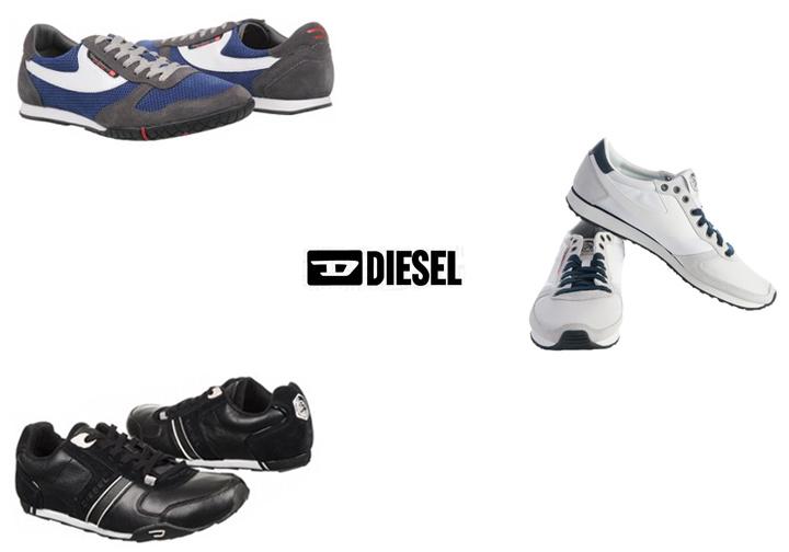 footwear diesel: