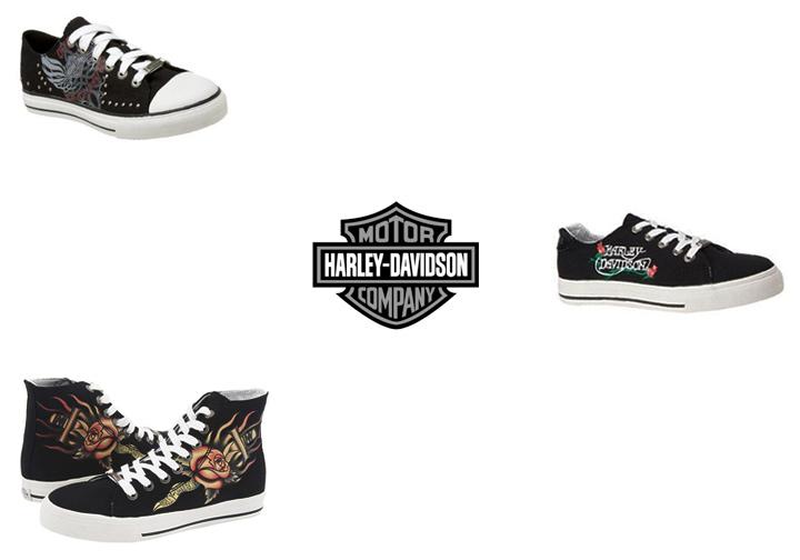 Harley Davidson Tennis Shoes Womens