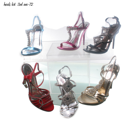 Wholesale Shoes - heels-lot--3rd-ave-72