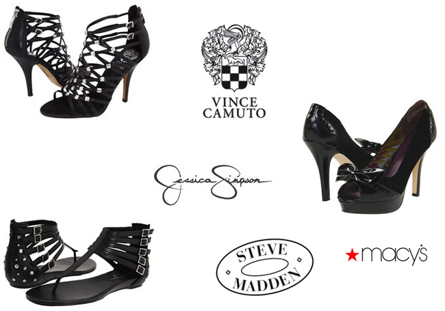 Steve Madden Women's Shoes, Angelina Platform Sandals - Shoes - Macy's - wedding shoes yeaaaaa