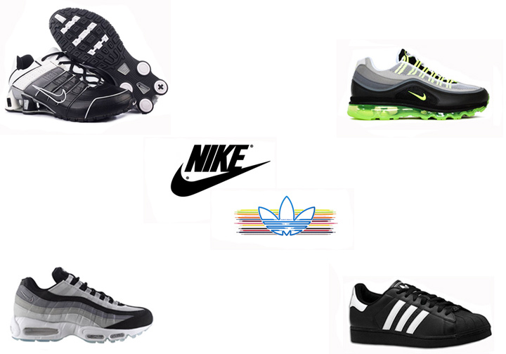 Wholesale Shoes - nike-adidas-mens-premium
