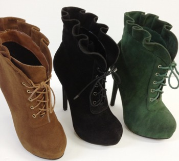 Wholesale Shoes - Boot-s-07 -