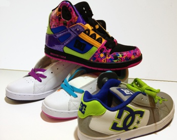 Wholesale Shoes - DC-Sneaker-Womens-dc12 -