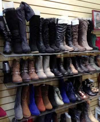 Wholesale Shoes - Mix-boots-72 -