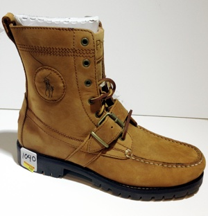 Wholesale Shoes - Polo-boots-brown -
