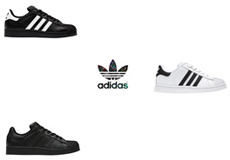 Wholesale Shoes - adidas-kids-superstars -
