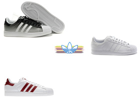 Wholesale Shoes - adidas-mens-superstars -