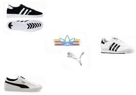 Wholesale Shoes - adidas-puma-mens-sneakers-2 -