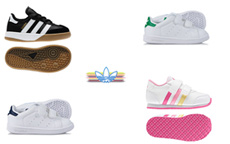 Wholesale Shoes - adidas-toddler-superstars - Sizes 2-10 Sneakers