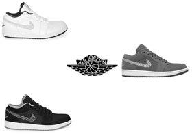 Wholesale Shoes - airjordan-mens-1Phat-low -