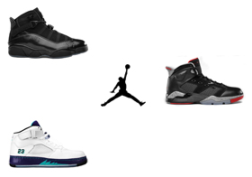 Wholesale Shoes - airjordan-mens-premium - Assorted Mens Sizes 8-12