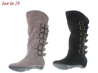 Wholesale Shoes - boot-lot-0024 -