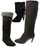 Wholesale Shoes - womens-boots-003 -