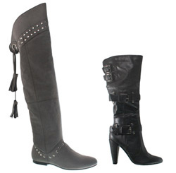 Wholesale Shoes - womens-boots-002 -