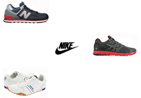 Wholesale Shoes - branded-mens-crun-sneakers2 -
