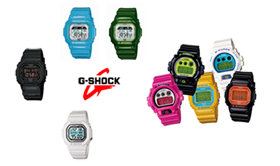 Wholesale Shoes - g-shock-watches -