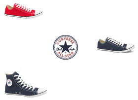 Wholesale Shoes - converse-allstar-ctslim - Sizes range from boys (3.5) up to Mens (14)