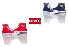 Wholesale Shoes - levis-mens-canvas-high -