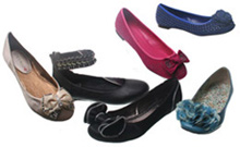 Wholesale Shoes - womens-flats-003 -