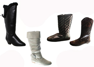 Wholesale Shoes - womens-boots-004 -