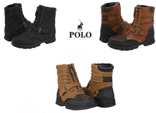 Wholesale Shoes - polo-mens-boots -