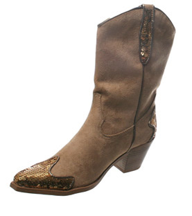 Wholesale Shoes - womens-cowboy-001 -