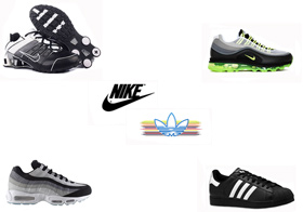 Wholesale Shoes - nike-adidas-mens-premium -