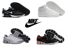 Wholesale Shoes - nike-mens-sneakers-4 -