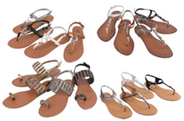 Wholesale Shoes - womens-sandals-002 -
