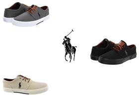 Wholesale Shoes - polo-mens-laceup -