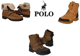 Wholesale Shoes - polo-kids-boot -