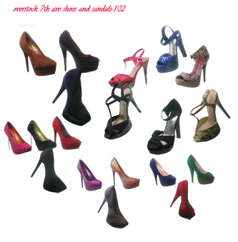 Wholesale Shoes - sandals-7th ave102 -