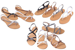 Wholesale Shoes - womens-sandals-001 -