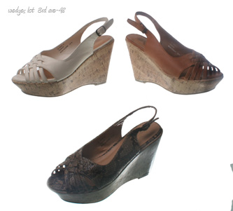 Wholesale Shoes - wedges-lot--3rd-ave-48 -