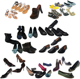 Wholesale Shoes - womens-container-001 - Wholesale Shoes Store Liquidation